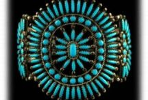Turquoise / by bette ann