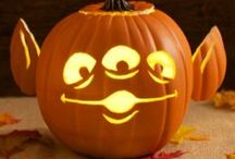 Creative Pumpkin Carving / A collection of creative and cool ways to carve pumpkins.