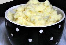 Aardappels, rijst etc