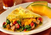 Morning Bliss / Wake up on the right side of the bed with a fantastic breakfast to start the day off right. From scrambles to benedicts to casseroles, say hello to a new morning favorite. / by Sargento Cheese