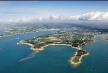 Golfe du Morbihan et ses iles / Golfe du Morbihan, iles aux moines, ile d'arz, croisieres maritimes
