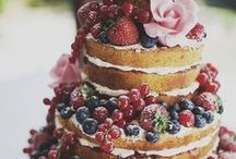 Wedding Cakes / Some of our favourite wedding cake designs