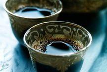 Koffie, thee en boozy hot chocolate