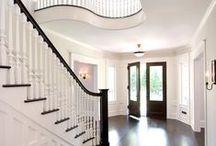 make an entrance / foyers/entryways