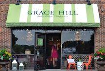 grace hill store/studio photos