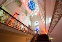 Showcase at Kent House / Showcase evening at Kent House Knightsbridge featuring a Fabulously British summer event package and a Hollywood Thrills Christmas package.