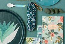 NOS COLORAMAS / Des associations de couleurs et d'ambiances mises en valeur par nos produits