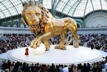 Fashion Shows / Worlds best designed fashion shows