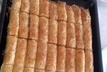 Börek, çörek ve tuzlular / Yemek ve Hamur işleri Tarifleri