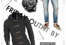 WE SELECT MEN FASHION