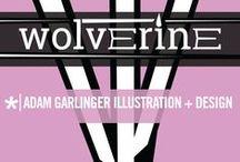 Wolverine Logo Concepts