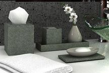 Faux Shagreen Collection