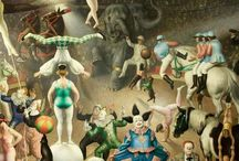Vintage Circus/Carnival (Clowns, Mimes and Jesters)