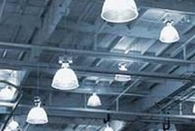 Induction Lighting Devices