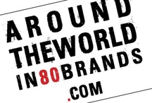 Around The World in 80 Brands