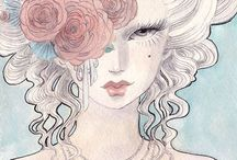 Marie Antoinette <3  / by Kimberly Money