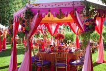 Reception - Not your standard marquee
