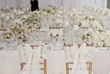 Decoration - White Wedding