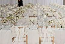 Decoration - White Wedding