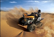 LET'S GO OFF ROAD / Life is either a daring adventure or nothing at all