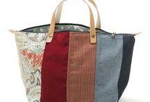 Bags and purses / Ideas fabric handmade bags / Сумки своими руками, идеи сумок из ткани