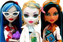 Monster High / by Kimberly Money