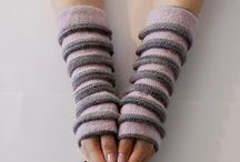 Knitting: Mittens and gloves