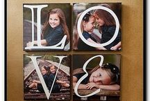 Show Off Your Pictures! / Ideas and ways to hang or display your portraits.