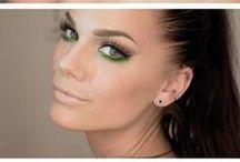 Makeup tutorial / #lips #makeup #tips #steps #eyeliner / by Linda Ivy