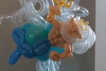 Kid Theme Parties / Balloons / Balloon decor for kids theme parties.