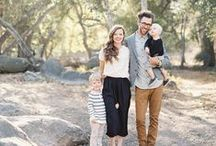 What to wear | Family / From a family of three to thirty three, I hope this board helps you find ideas to plan your next family photoshoot!