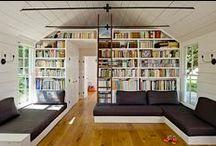 Bibliothèques sur mesure / exemples de bibliothèques sur mesure