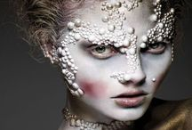 Make up /  Make up for fashion photoshoots and catwalk.