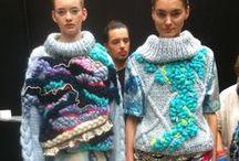 Fashion & Textiles - Womenswear / Fashion Designers that put an emphasis on Textiles.