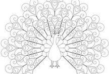 Pattern - Animals / animals pattern
