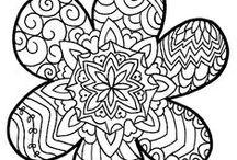Pattern - Flowers / flowers pattern