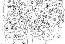 Pattern - Trees / trees pattern