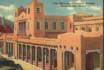 Santa Fe History / by Pam Woolbright