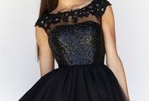 Fashion - Little Black Dress / Black dress