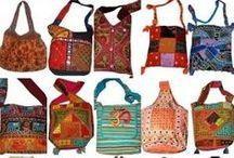 Fashion - Bohemian bags, shoes / Bohemian bags, shoes, accessories