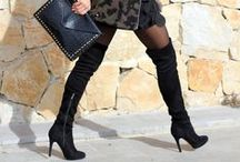 Fashion - Shoes - High Boots / high boots