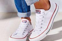 Fashion - Shoes - Converse / Converse shoes style