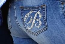 Fashion - Jeans & Denim / street style, outfit in jeans or denim