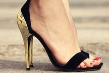 Fashion - Shoes - Sandals / high heels sandals