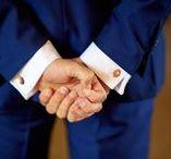 Male Groom-ing / Groom wedding fashion