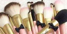 кисти (makeup brushes)