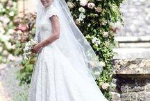 Celebrity Wedding Dress Inspiration