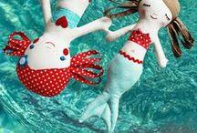 Mermaid Dolls