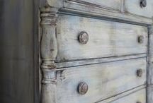 painted furniture / by nancy willson
