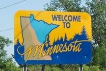 MINNESOTA / Places to go, things to see in Minnesota. / by Joan Johnson